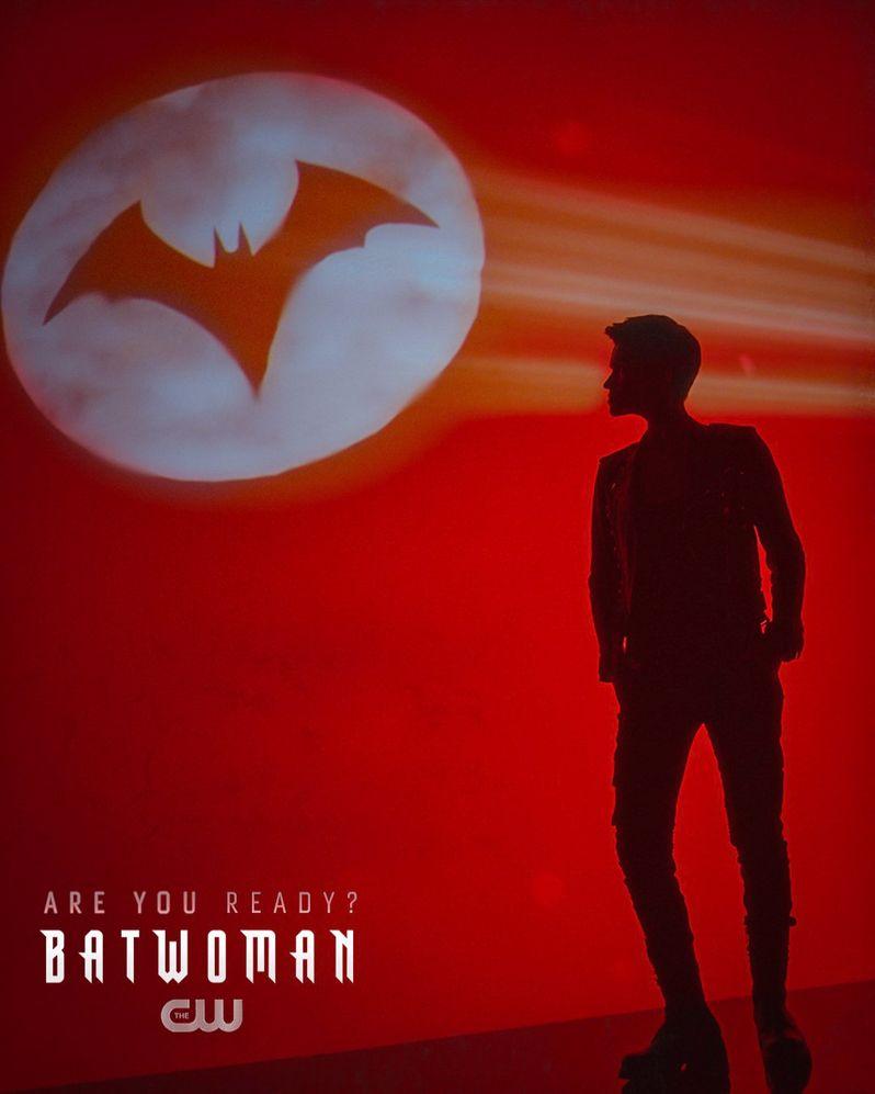 <strong><em>Batwoman</em></strong> poster