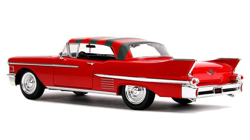 Freddy Cadillac Nightmare on Elm Street Toy Car Photo #5