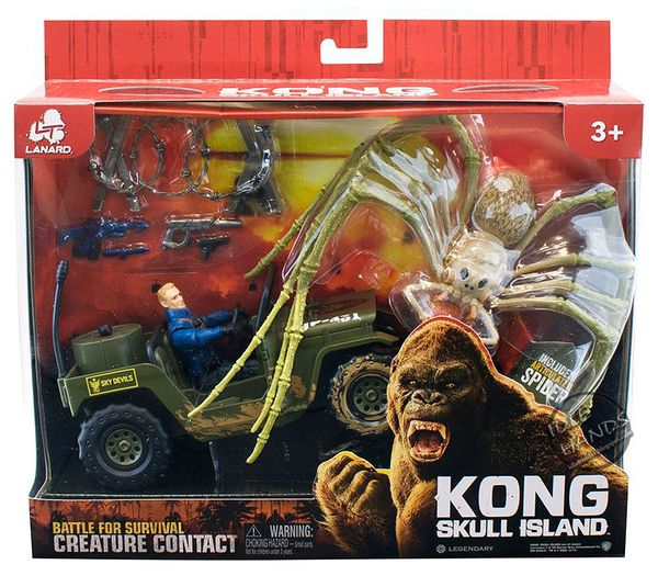 <strong><em>Kong: Skull Island</em></strong> Toy Photo 2