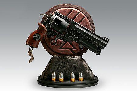 Hellboy's Samaritan Pistol
