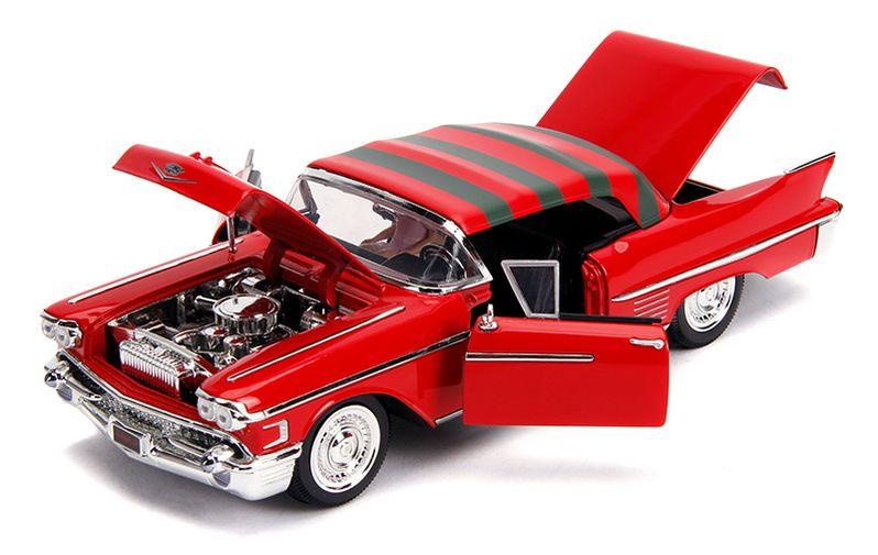 Freddy Cadillac Nightmare on Elm Street Toy Car Photo #6