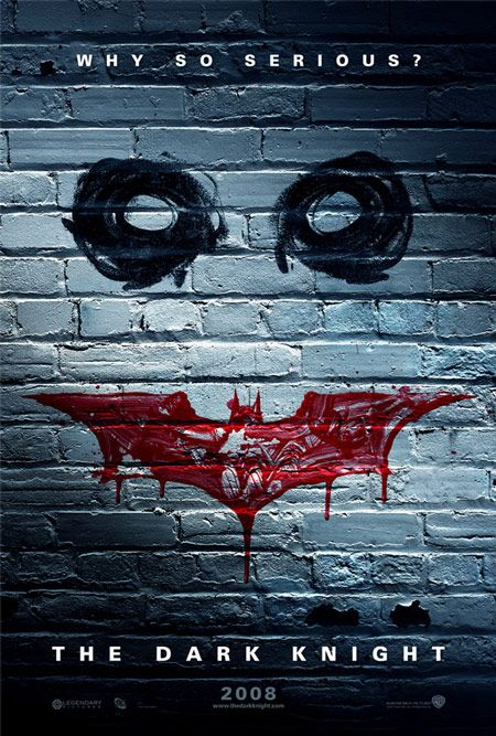 New Teaser Poster for <strong><em>The Dark Knight</em></strong>