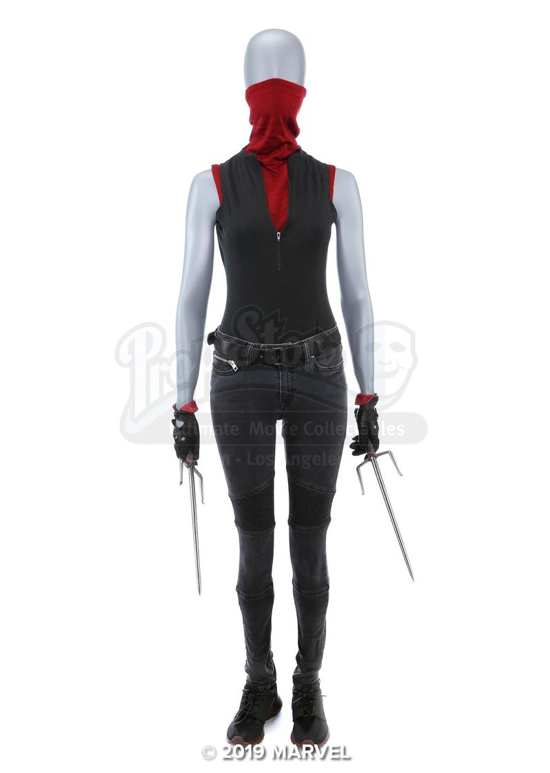 Elektra Costume auction