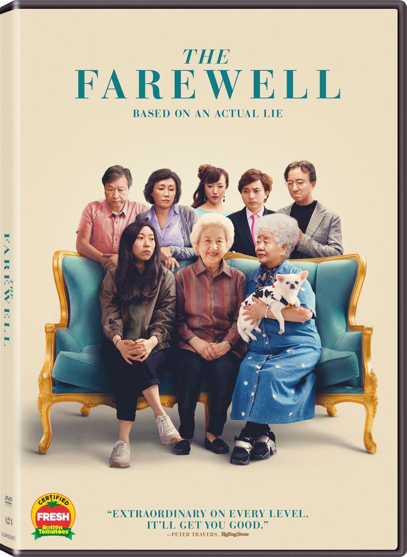 <strong><em>The Farewell</em></strong> DVD