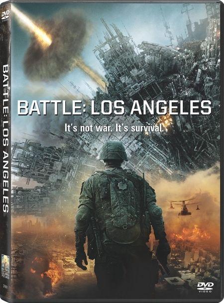 <strong><em>Battle: Los Angeles</em></strong> DVD artwork