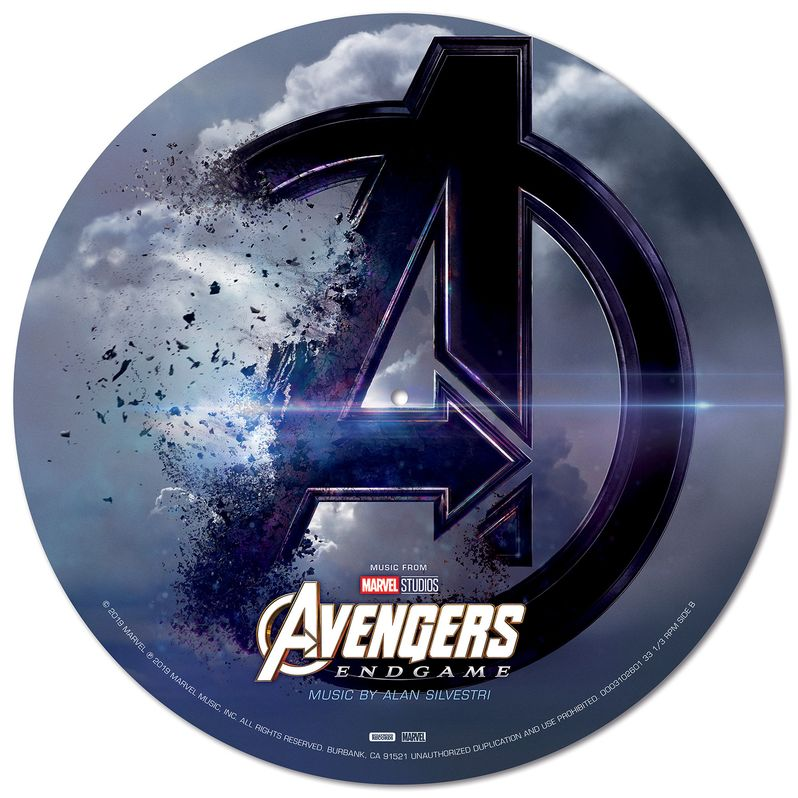 <strong><em>Avengers: Endgame</em></strong> Picture Disc 12 #2