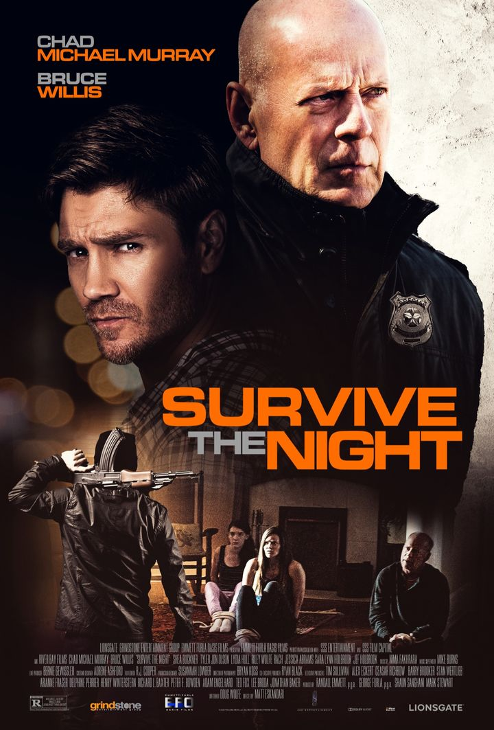 Survive the Night Trailer Invites You to Stay at Home with Bruce ...