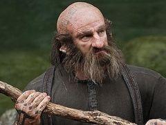 Graham McTavish is Dwalin in The Hobbit: An Unexpected Advneture