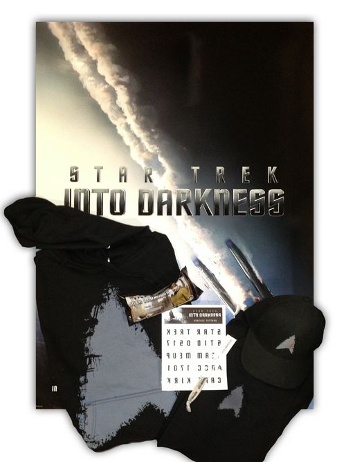 <strong><em>Star Trek Into Darkness</em></strong> Contest Prizes
