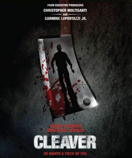 Sopranos Cleaver Poster