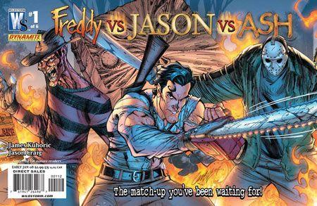 Freddy Vs. Jason Vs. Ash