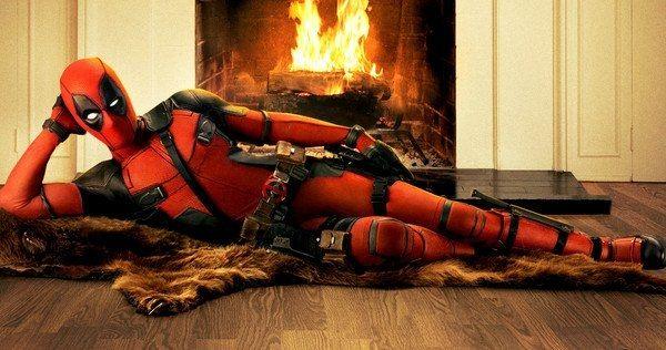 Deadpool Hot Factor