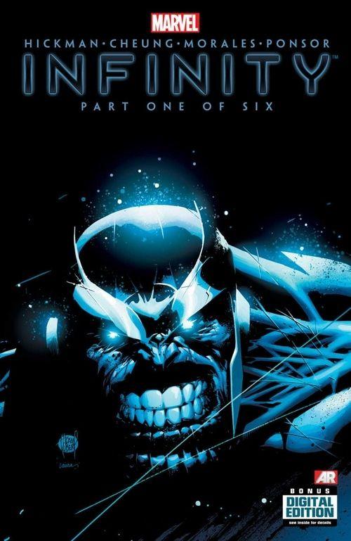 Marvel's Infinity 1