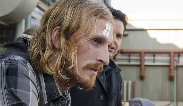 Walking Dead Season 7 Sanctuary Photo