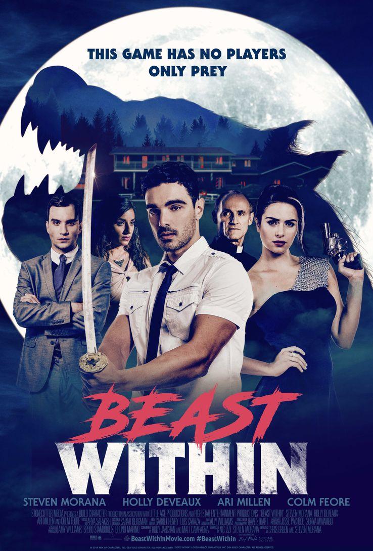 Beast Within Star: Codiretor fala sobre a esperança de um thriller de lobisomem 4