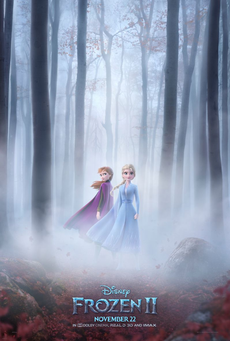 <strong><em>Frozen 2</em></strong> poster
