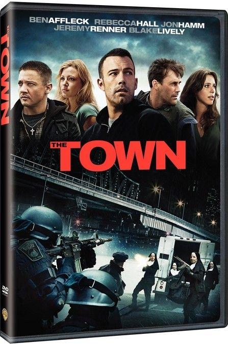 <strong><em>The Town</em></strong> DVD artwork