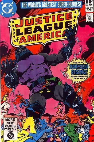 <strong><em>Justice League</em></strong> 185