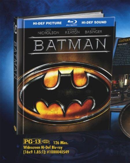 <strong><em>Batman</em></strong> Blu-ray