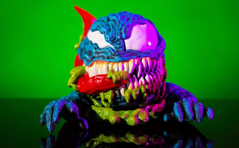 Mondoids Venom SDCC Exclusive Variant