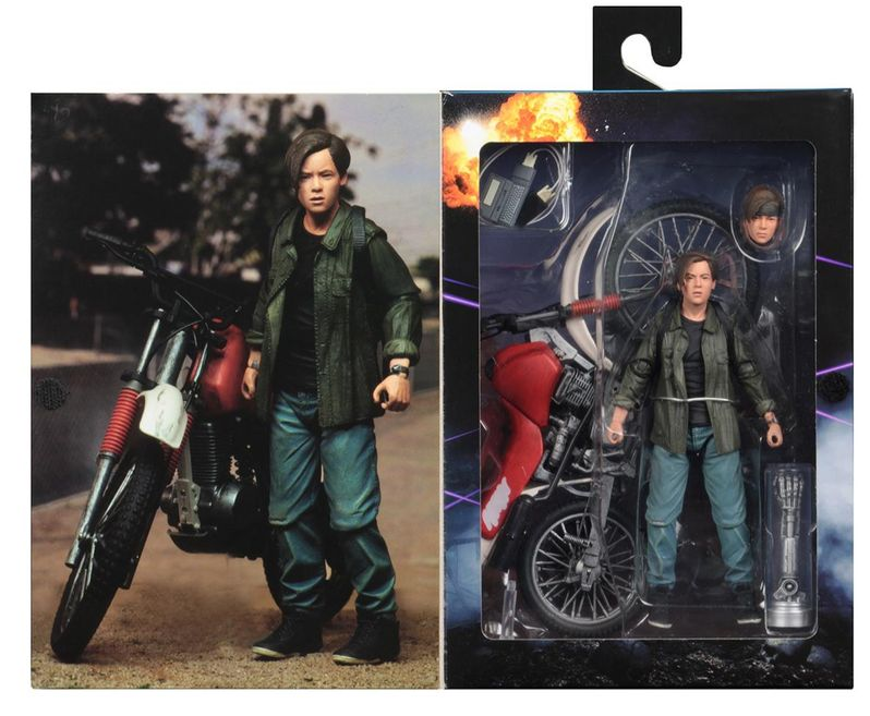 John Connor NECA action figure Terminator 2 #2