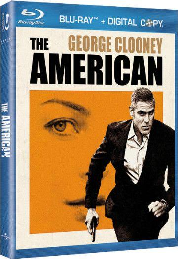 <strong><em>The American</em></strong> Blu-ray artwork