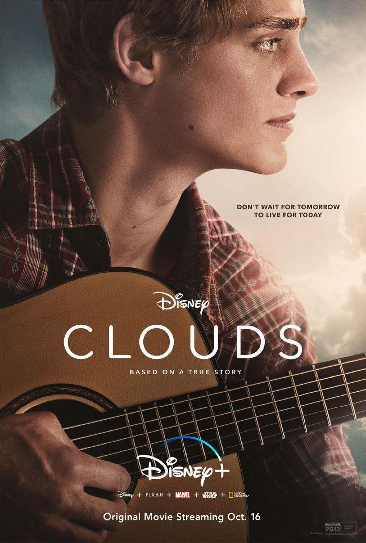 Clouds: Trailer traz a verdadeira história de Zach Sobiech para a Disney + 7