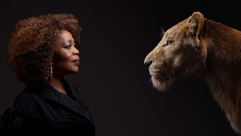 <strong><em>The Lion King</em></strong> Cast Portrait #4