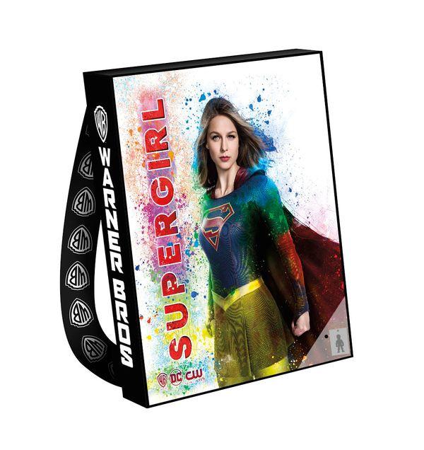 Supergirl Comic-Con 2017 Bag
