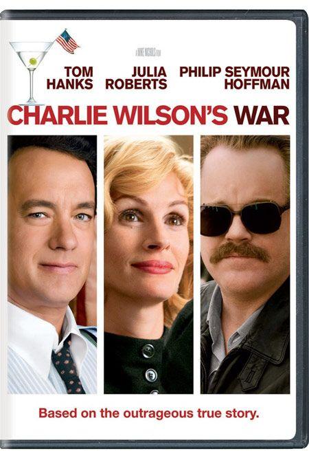 <strong><em>Charlie Wilson's War</em></strong> DVD