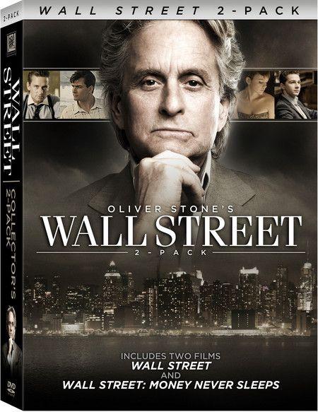 Wall Street DVD 2-Pack artwork