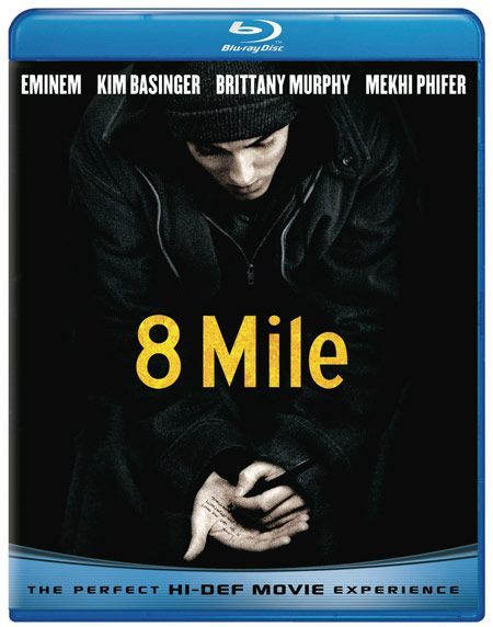 <strong><em>8 Mile</em></strong> Blu-ray