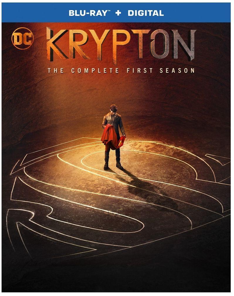 <strong><em>Krypton</em></strong> Season 1 Blu-ray
