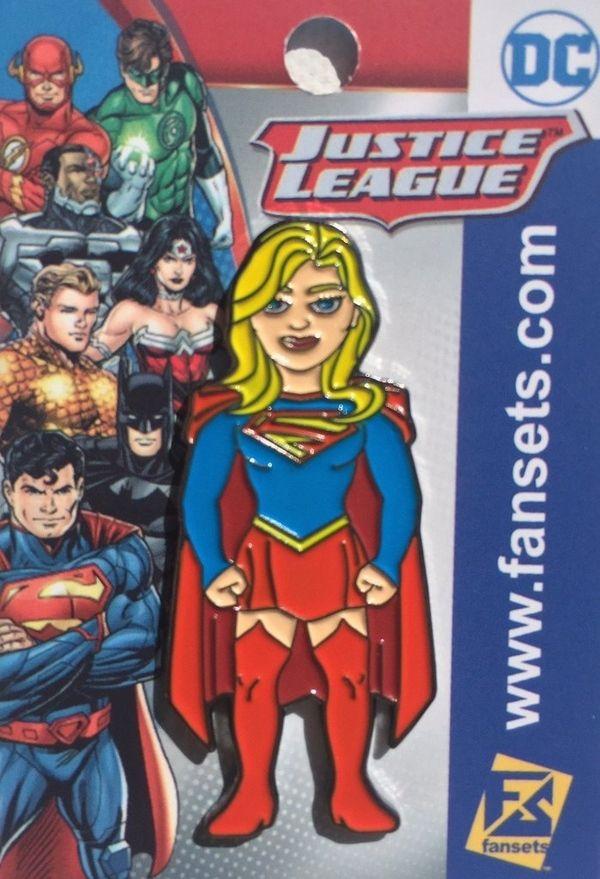 Supergirl Comic-Con 2017 Pin