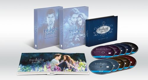 <strong><strong><em>Twilight</em></strong></strong> Forever Blu-ray beauty shot