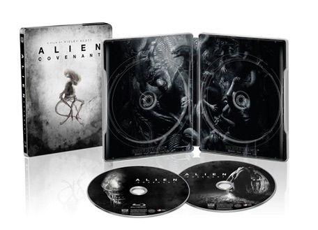 <strong><em>Alien: Covenant</em></strong> Best Buy Steelbook Blu-ray