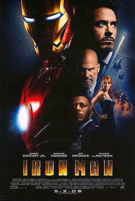 <strong><em>Iron Man</em></strong> Poster #3