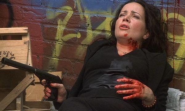 Janeane Garofalo in <strong><em>The Sopranos</em></strong>