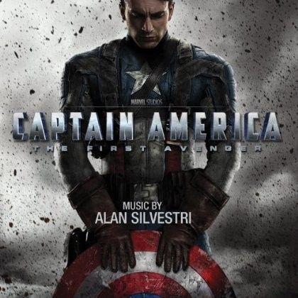 Alan Silvestri's Captain America Score