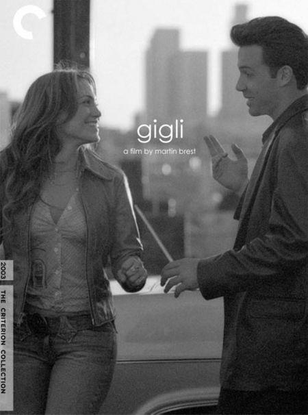 Gigli Fake Criterion Cover