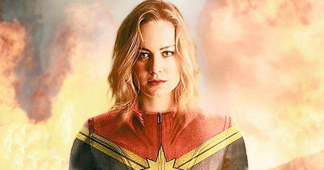 Csaptain Marvel joins Avengers