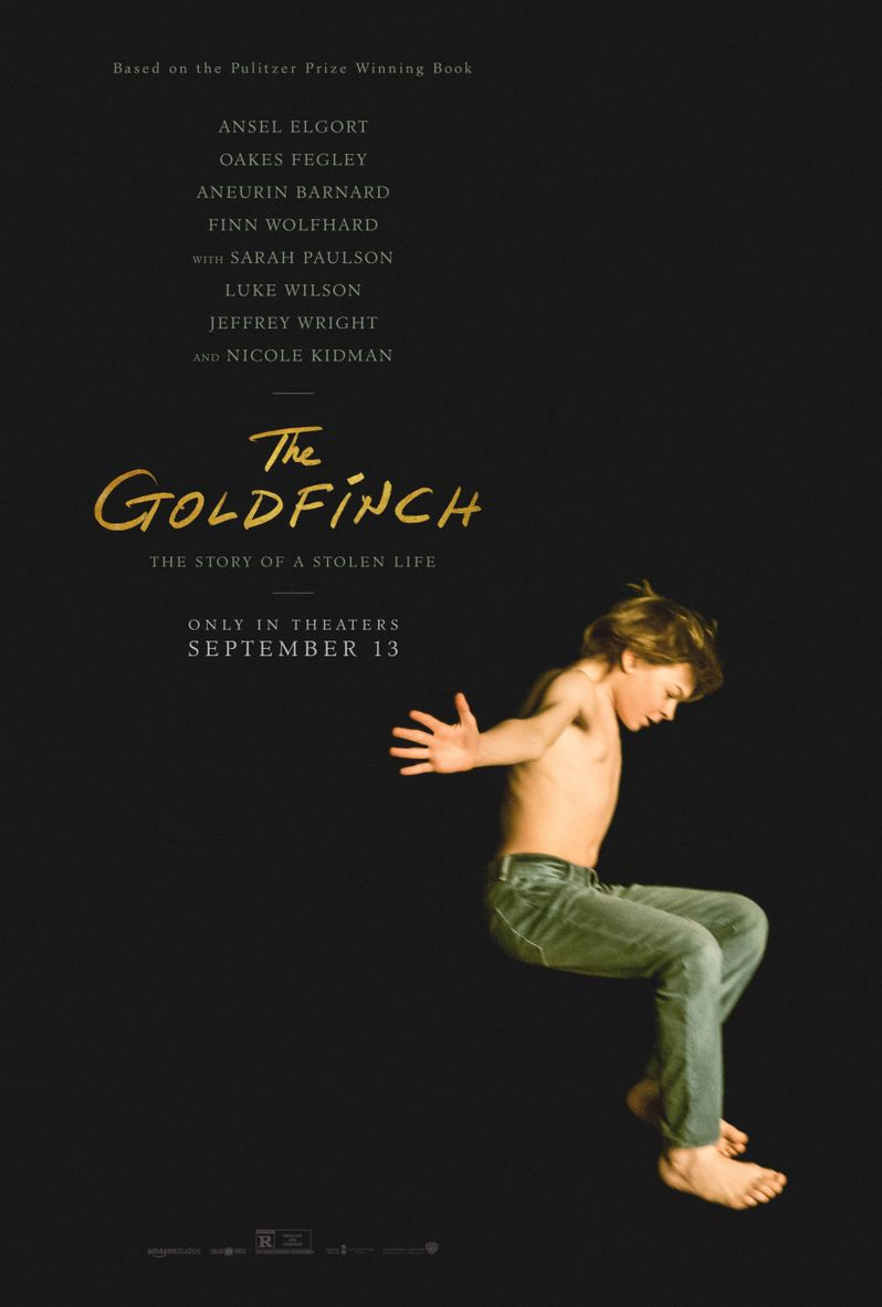 <strong><em>The Goldfinch</em></strong> poster