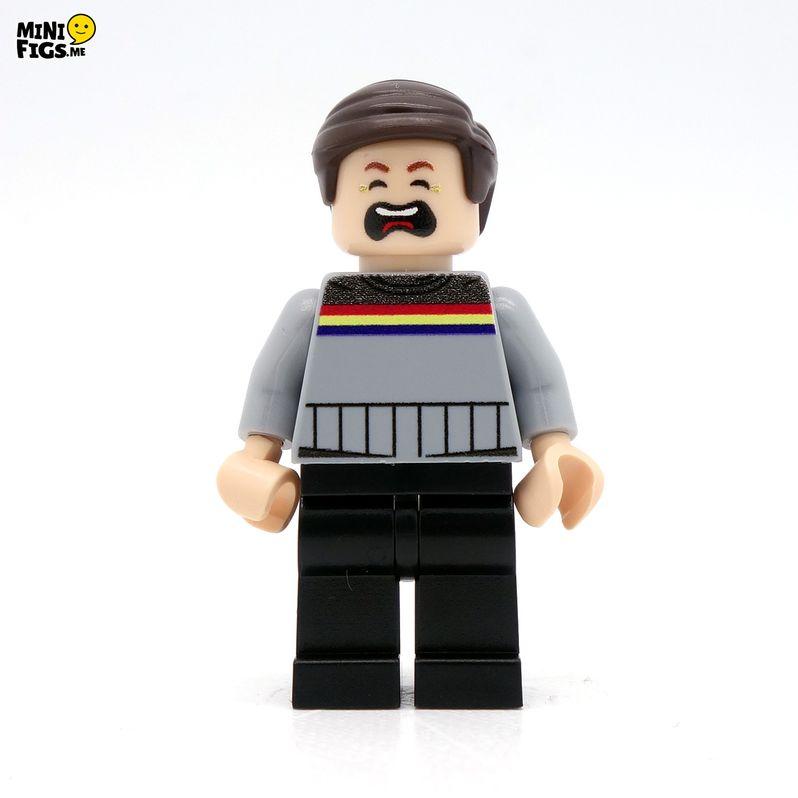 Star Trek Next Generation Wesley Crusher Lego 2