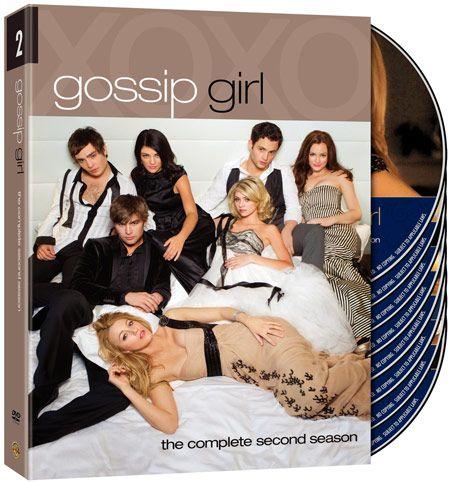 <strong><em>Gossip Girl</em></strong>: Season Two DVD