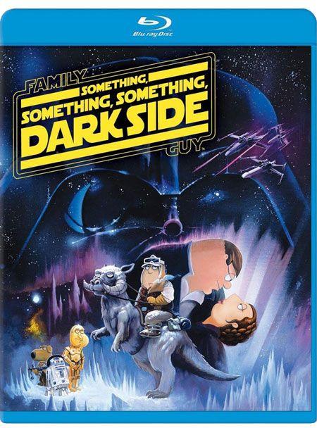 Family Guy: Something, Something, Something Dark Side Blu-ray