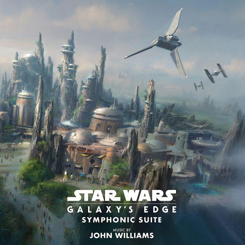 Star Wars: Galaxy's Edge 12 Vinyl #2