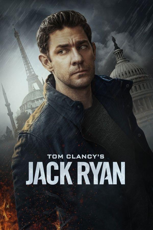 <strong><em>Tom Clancy's Jack Ryan</em></strong> Poster