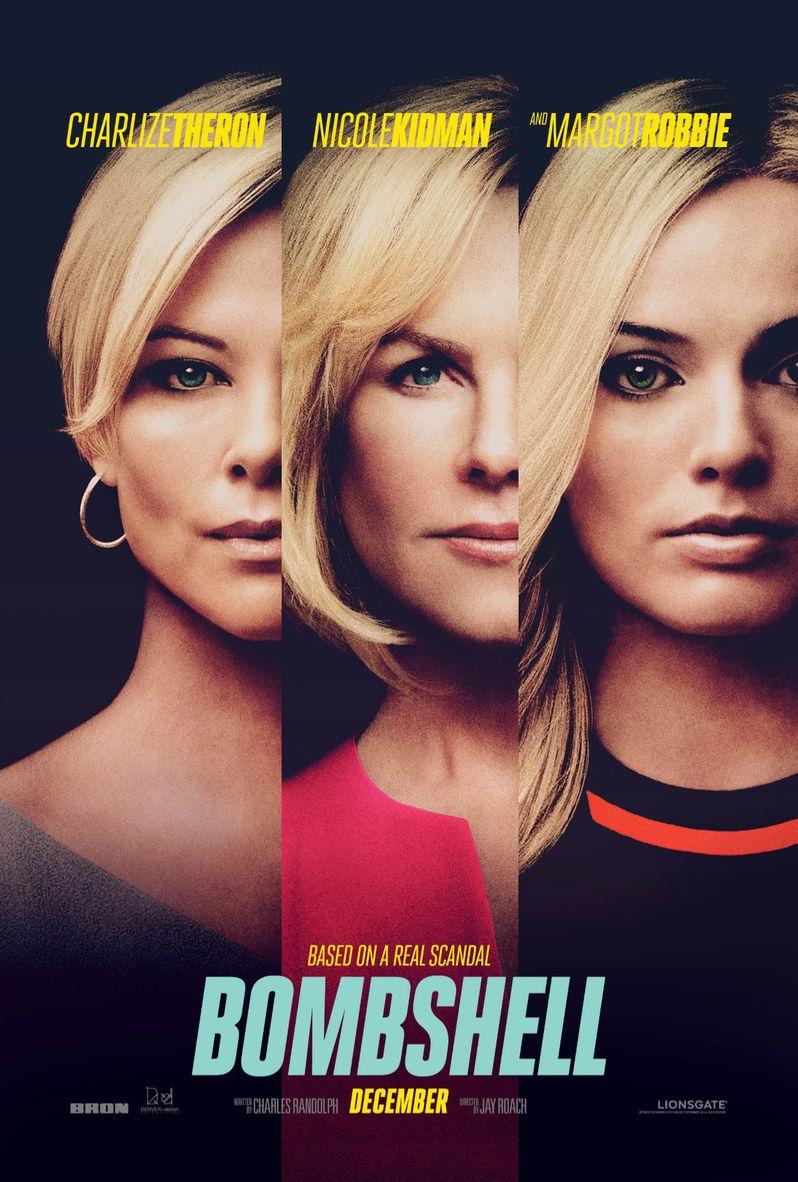 <strong><em>Bombshell</em></strong> poster
