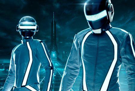 Daft Punk Tron Legacy Image