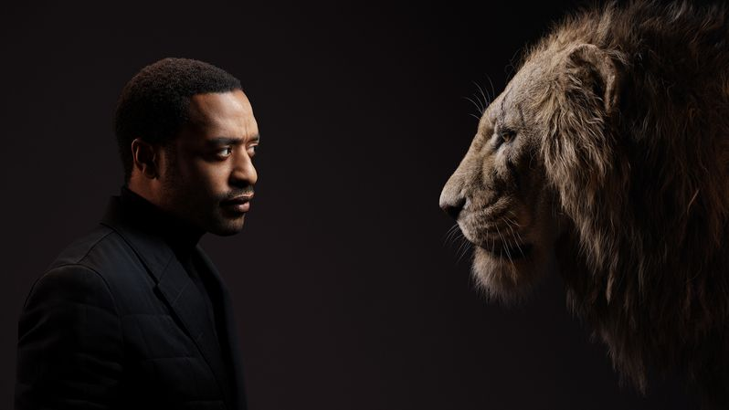 <strong><em>The Lion King</em></strong> Cast Portrait #5